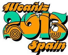 2CV World Meeting Spain 2013