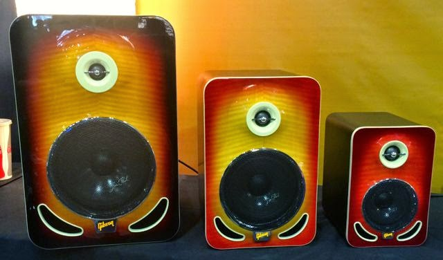 Les Paul Speakers