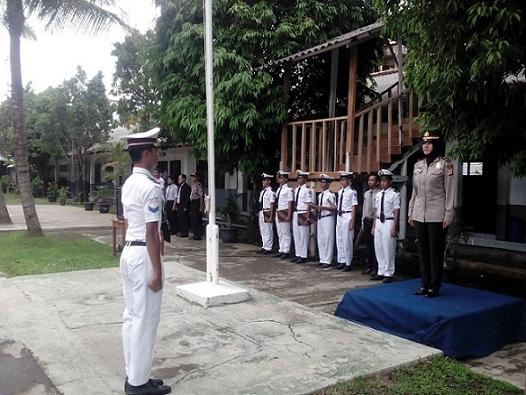 Polresta Depok Berikan Penyuluhan Siswa SMK Nasional