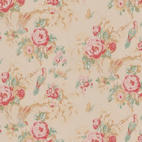 Vintage French Floral Wallpaper widescreen wallpaper (550 x 550 )
