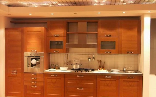 Dapur Kayu Fungsional
