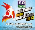 Makassar Semi Marathon 2013, South Sulawesi, Indonesia