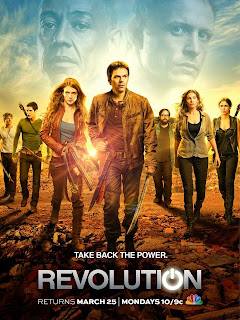 Revolution renewed for Season 2