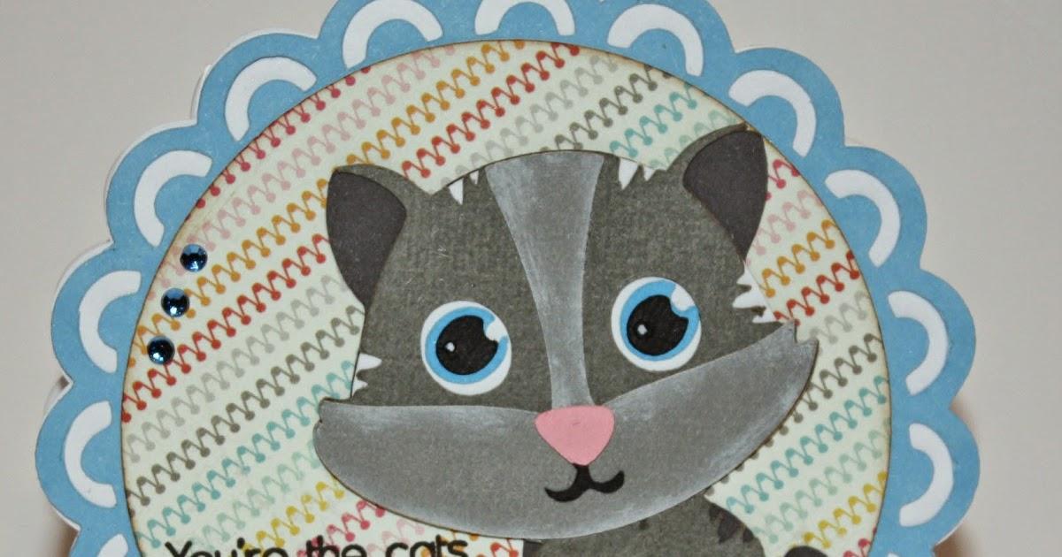 Scrappy Mel: Terrific Tuesday Challenge - Amusing Animals!