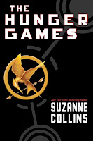 bookcover of HUNGER GAMES by Suzanne Collins