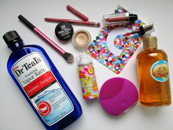 Monthly Beauty Favorites | December 2014