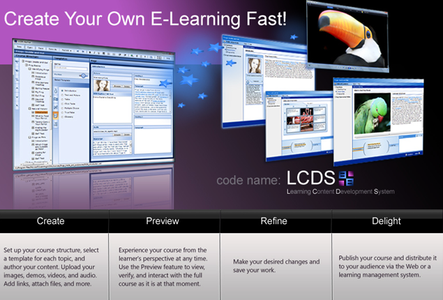 Ebook Tutorial Microsoft Learning Content Development System