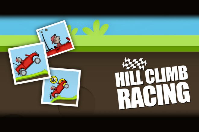 Hill Climb Racing o ne of the most addictive and entertaining physics