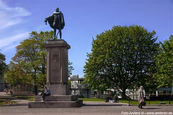 hertig Carl, Karl IX, staty, Karlstad, Christian Eriksson
