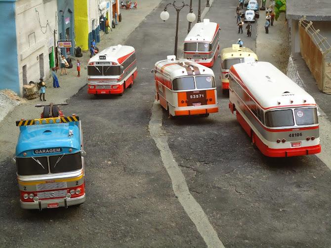 Miniaturas do ônibus Cermava 3ª edição