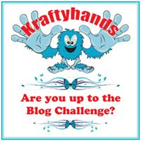 Kraftyhands Blog Challenge