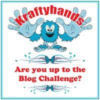Kraftyhands Blog Challenge