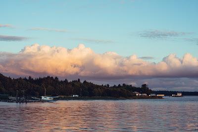 Float plane. Photo credit: Owen Perry