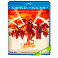 Han Solo: Una historia de Star Wars (2018) BRRip 720p Audio Dual Latino-Ingles