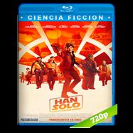 Han Solo: Una historia de Star Wars (2018) BRRip 720p Audio Dual Latino-Ingles