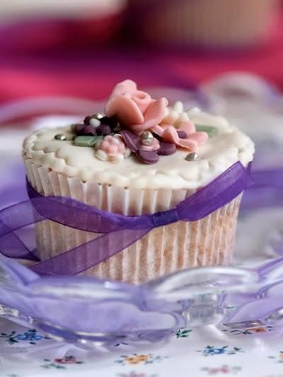 Tarçınlı cupcake