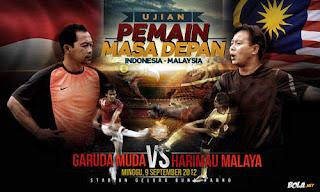 Prediksi Indonesia vs Malaysia 9 September 2012
