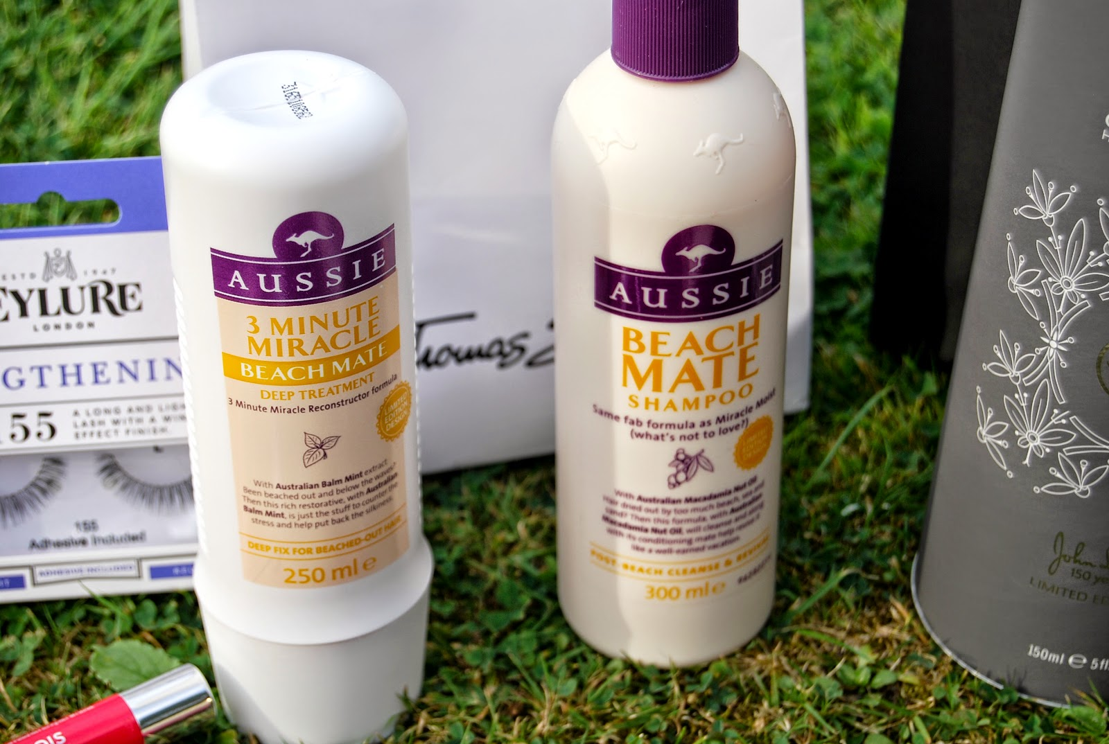 Aussie Beach Mate Shampoo & 3 Minute Miracle