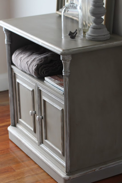 French hand painted cabinet furniture sydney Lilyfield Life
