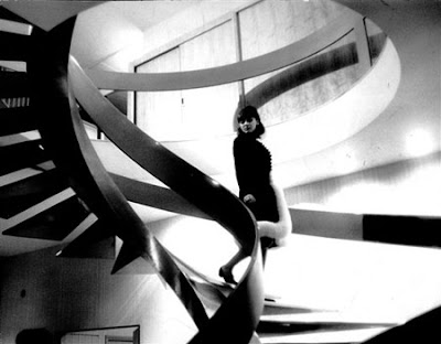 Alphaville stairs