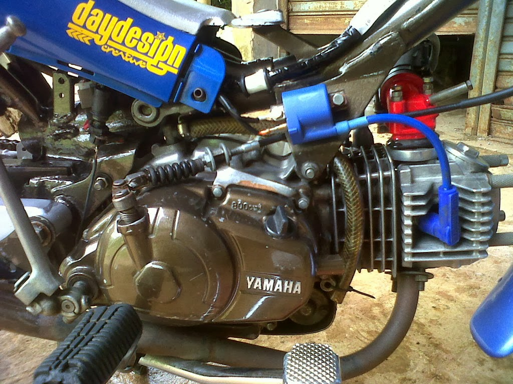 tips bore up motor