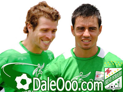 Oriente Petrolero - Santiago Raymonda - Marcelo Aguirre - Club Oriente Petrolero