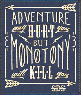 MONOTONY will kill you