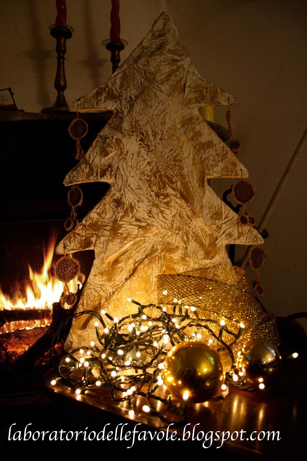 Laboratorio delle favole design and decor merry christmas - Elle decor natale ...