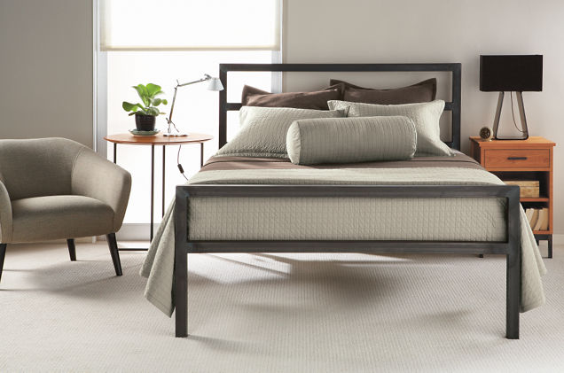 Copy Cat Chic Room and Board Parsons Bed