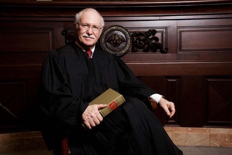 Supreme Court Justice S