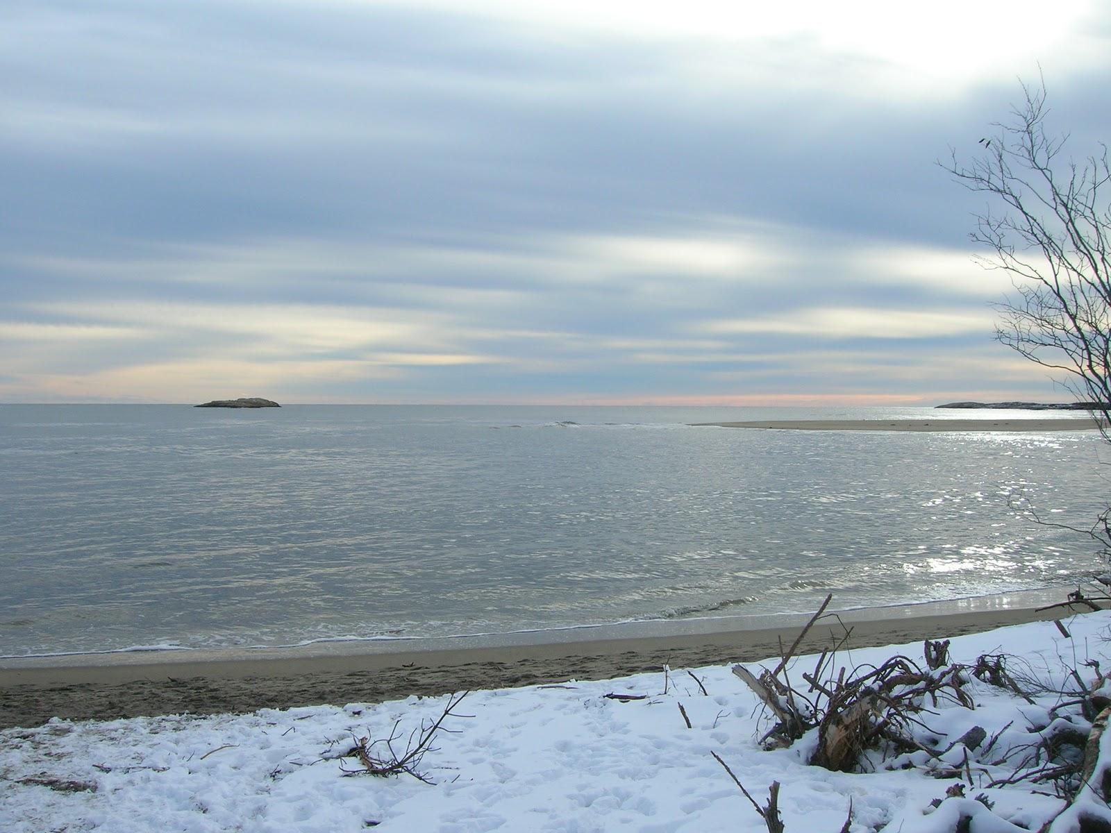 Bailey Island Cedar Beach