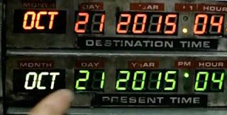 21 Ottobre 2015 Ritorno al Futuro