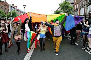Gay Pride Dublin 2013