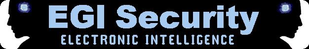 EGI Security - Electronic Intelligence