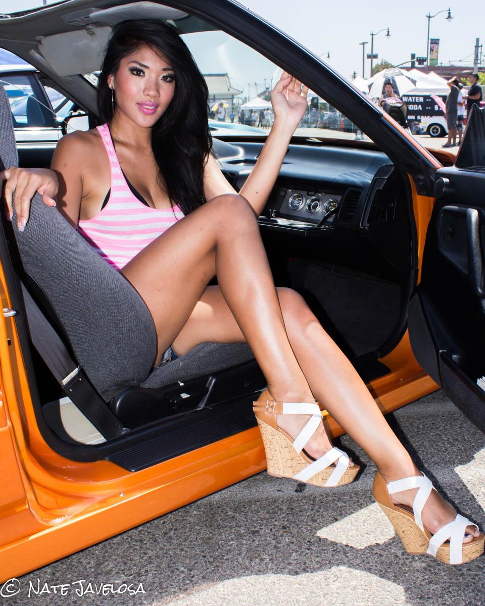 Pomona Car Show >> Nate Javelosa: 2012 Sceneblazers: Lena Love
