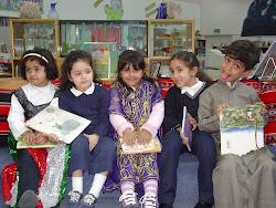 Kuwaiti Kindergarteners!