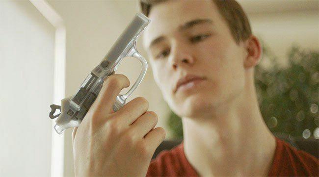 Remaja Lelaki Ini Bakal Cipta Pistol Paling Selamat Di Dunia