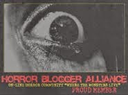Horror Blogger Alliance: MEMBER