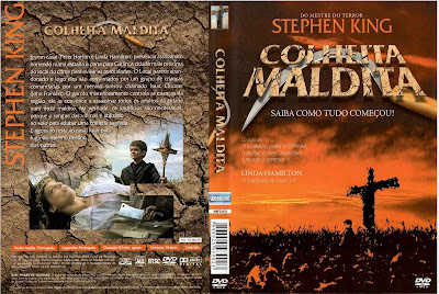 Colheita Maldita DVD Capa