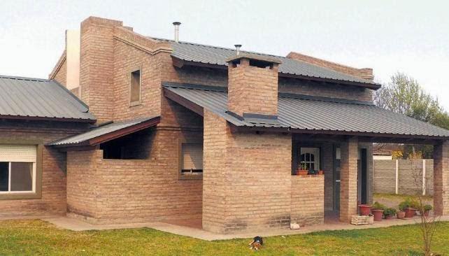 Punto sanitario problemas y soluciones en techos de chapa for Modelos de casas con techos de chapas