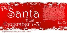 Dear Santa Hunt