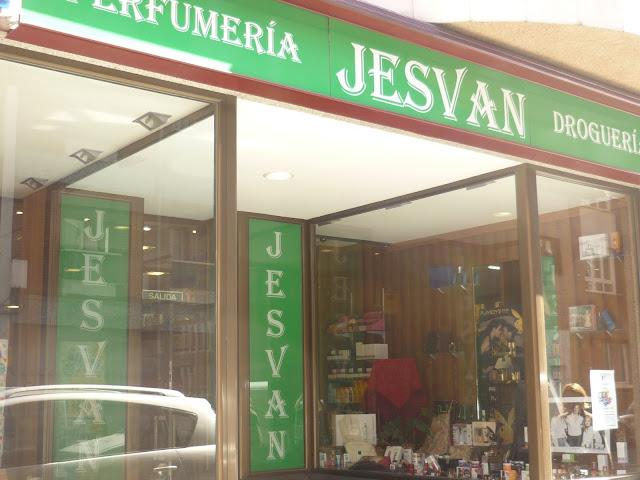 Perfumería Jesvan. Sama de Langreo. Punto de venta Eva Rogado
