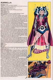 Karnilla (ficha marvel comics)