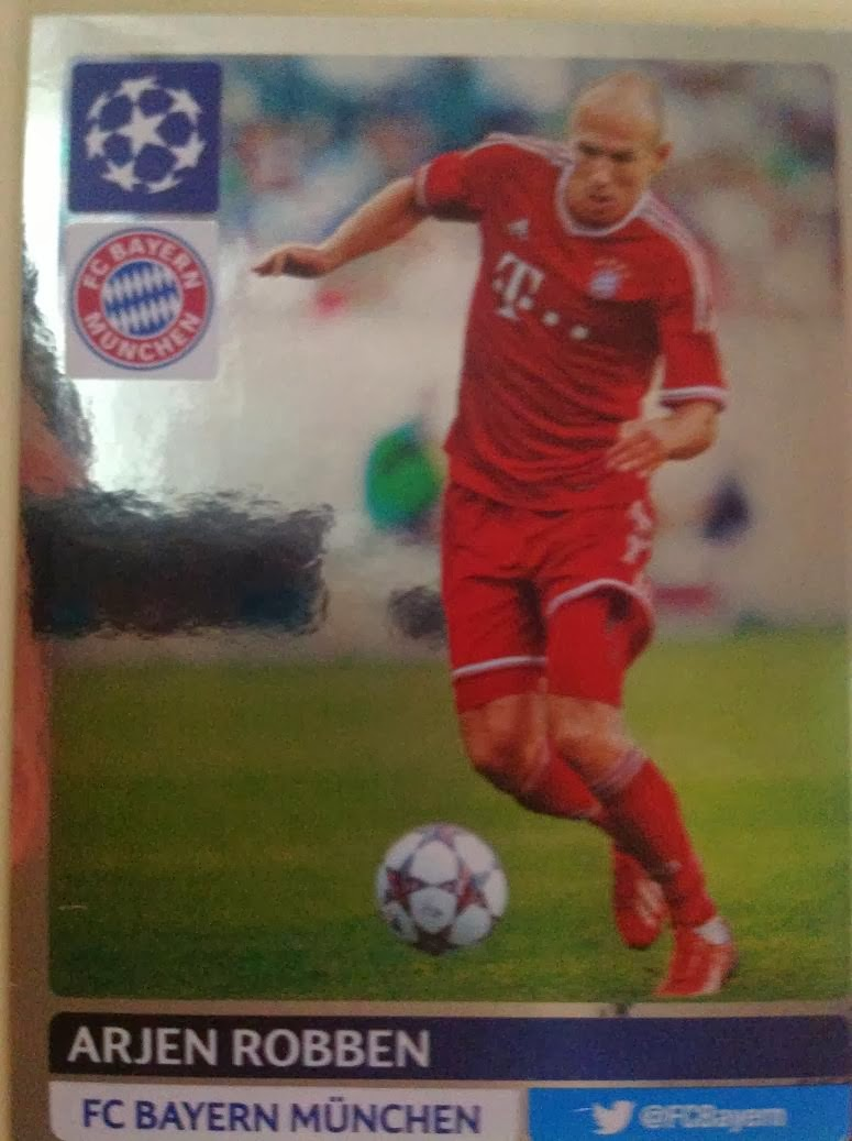 Robben Star in Action