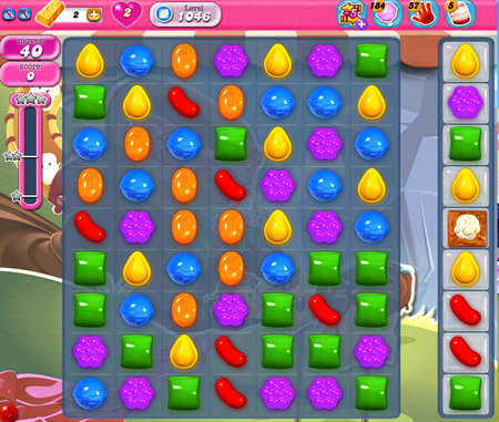 Candy Crush Saga 1046