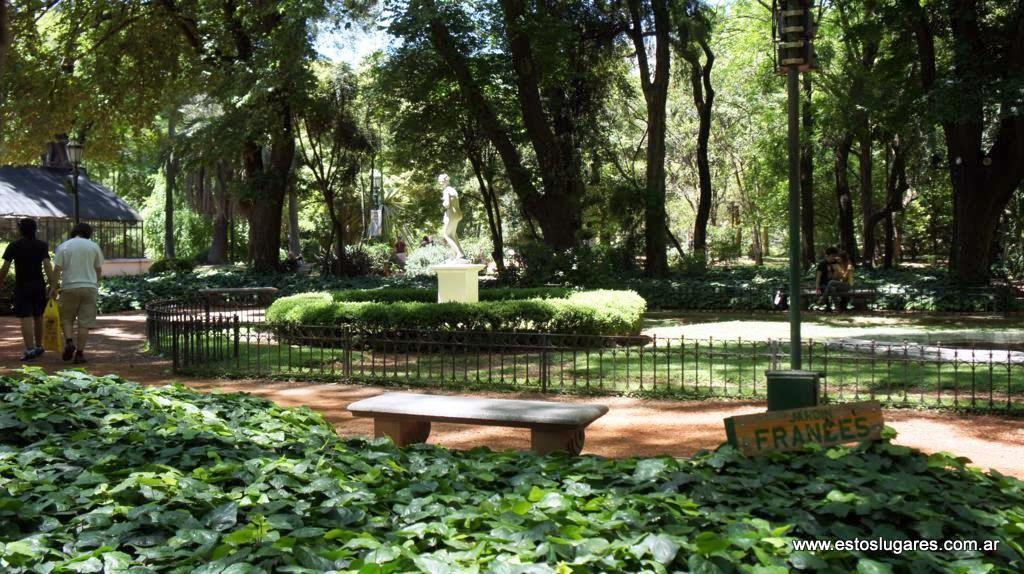 Estos lugares estos lugares argentina Centro de eventos jardin botanico