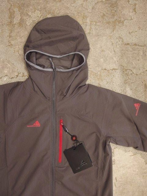westcomb crest hoody in pavement pertex equilibrium sunrise market