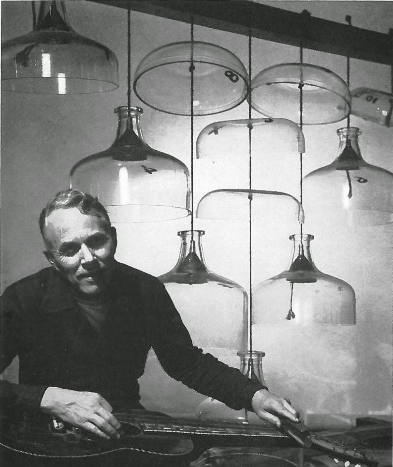 Vladimir Ussachevsky Otto Luening Tape Music An Historic Concert