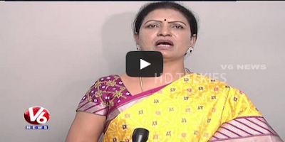 DK Aruna slams Minister Harish Rao over his comments