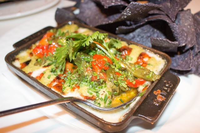 Mesa Grill Las Vegas - Goat Cheese Queso Fundido